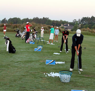 IMG Junior Golf Tour Participants